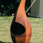 Chiminea Wood Burner